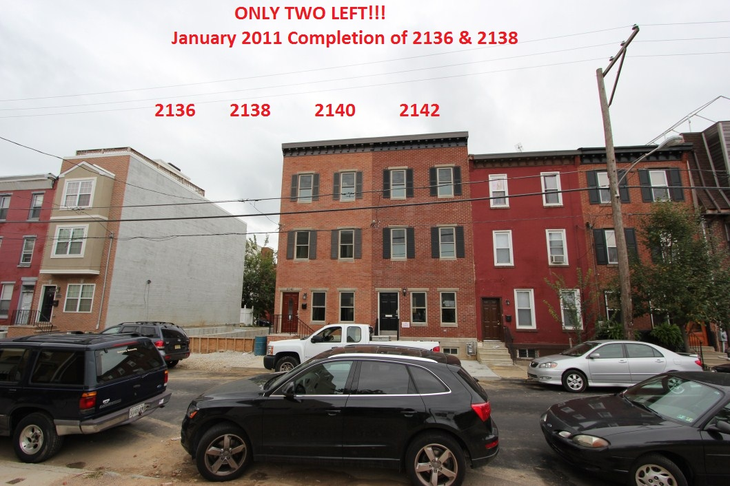 2136 Carpenter Street Philadelphia, PA 19146